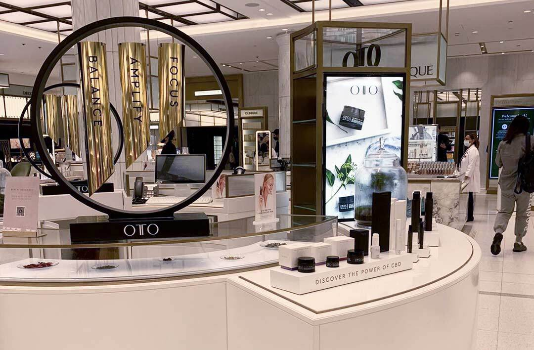 Come visit our immersive pop-up in Harrods