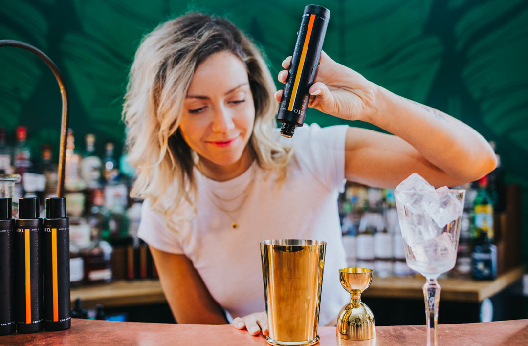 Amplify the moment with our Mindful CBD Cocktails