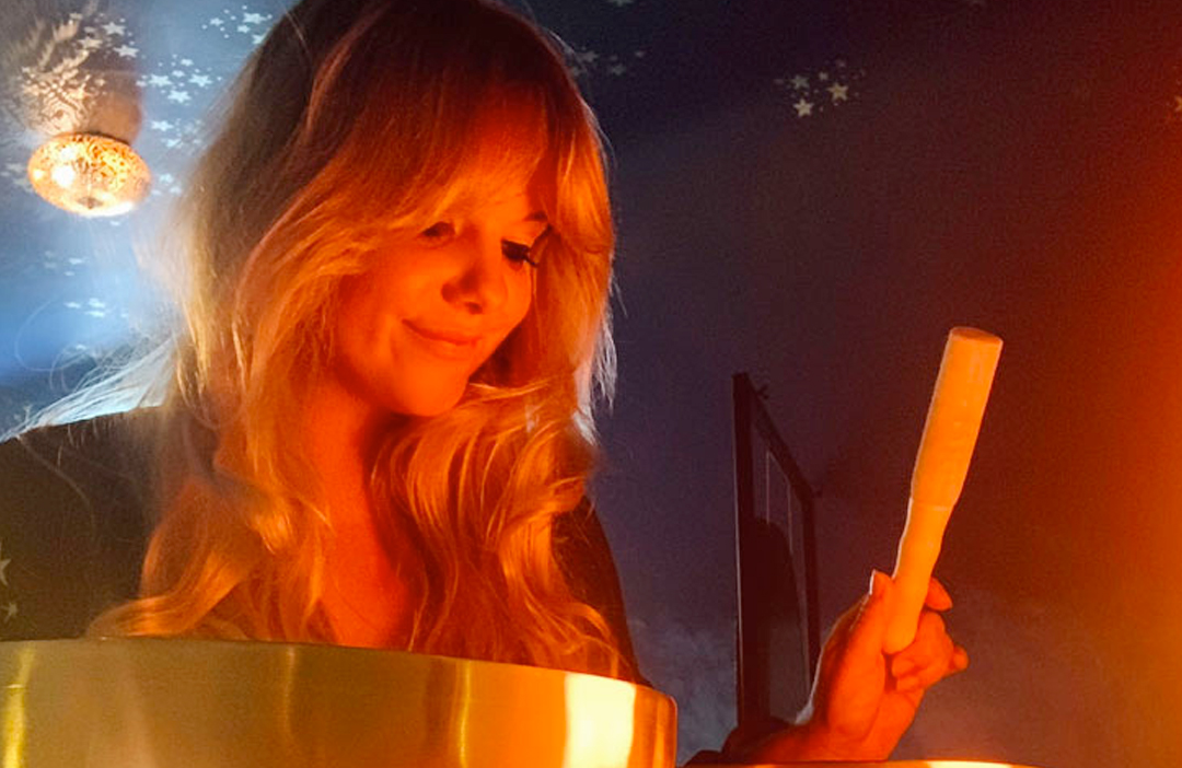 Join Us For A Virtual Sound Mediation With  Goldierocks